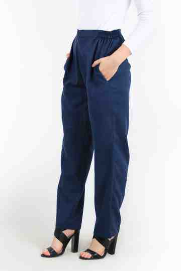 Sada Pants Navy image
