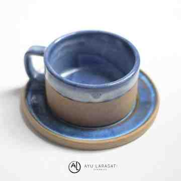 Midnight Blue Coffee Cup (Set) image