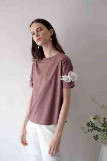 Rose Poppy Top