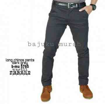 CELANA CHINOS DARK GREY 5765