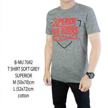T SHIRT DISTRO ABU MUDA SUPERIOR 7042