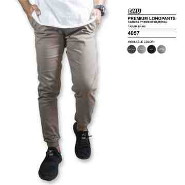 CELANA JOGGER DARK GREY SIMPLE 5058