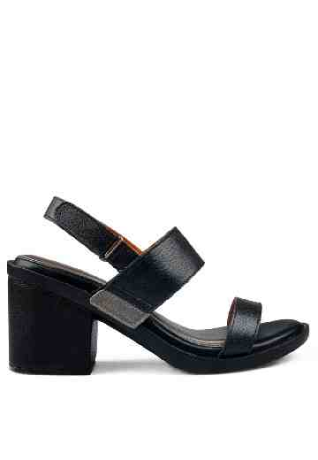 Wilona Heels Sandals Black