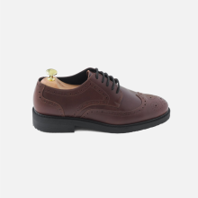 Derby Wingtip Full Brogue Classic Brown