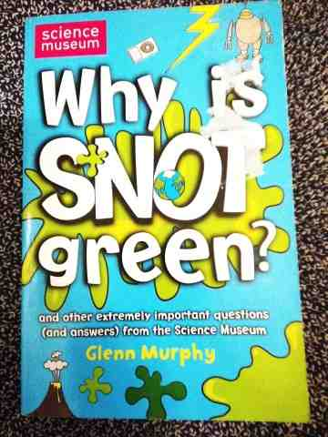 Why Is Snot Green? image