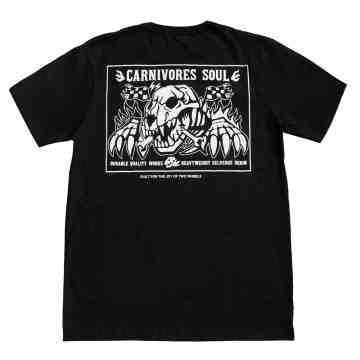 Carnivores Soul Patch Tees image