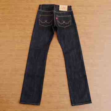 INFERNO 20 OZ Sanforized JAPANESE SELVEDGE image