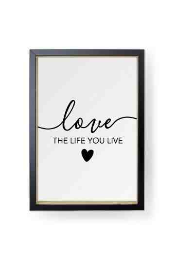 Love the life image