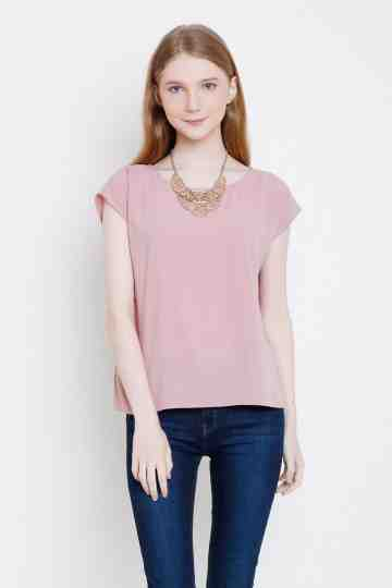 Anna Top in Lilac image