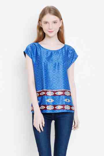 Kanala Top in Blue image