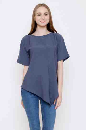Nadine Top in Grey image