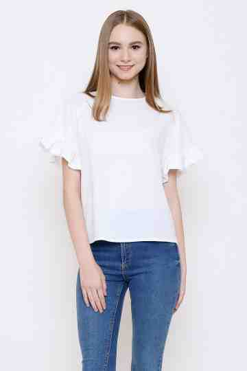 Tammy Top in White image