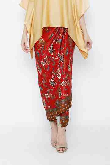 Neria Skirt Red image