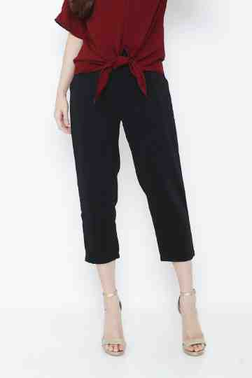 Millie Pants Black image