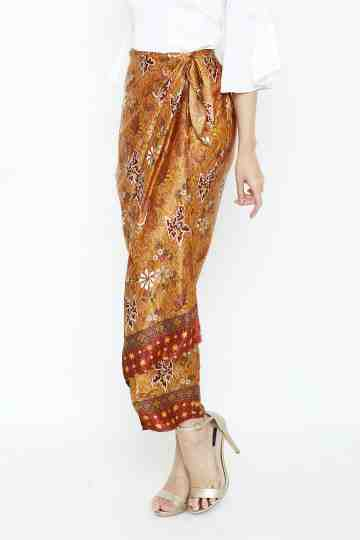 Neria Skirt Brown image