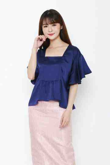 Mika Top Navy image