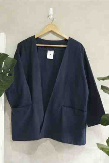Calista Outer (Navy)
