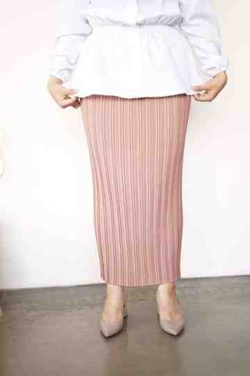 linea pleat skirt  rosemilo image