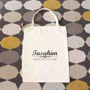 Dust Bag Tas Handle image