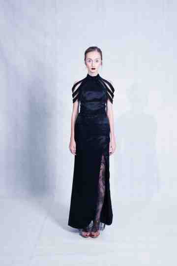 Luyten Skirt Black image
