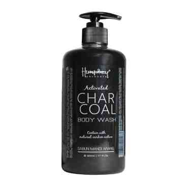 "Humphrey skin care Activated Charcoal ""Detox"" Body wash 500ml"