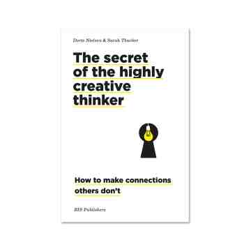 Secret of Highly Creative Thinker image