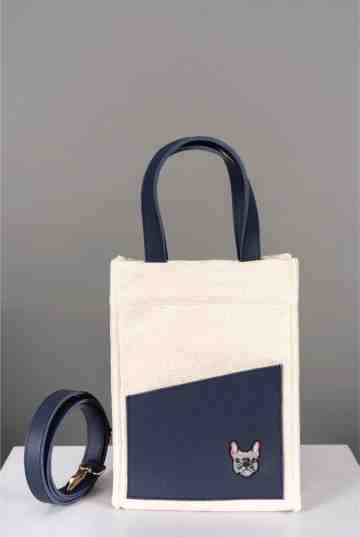 Bag - Navy Frenchie image