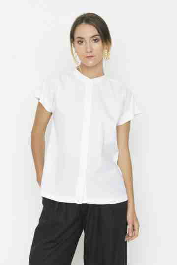 White Jovli Top