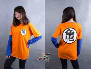 Kaos Dragon Ball Longsleeve