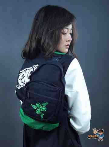 Shoulderbag Denim Razer