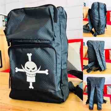 Slingbag Metalic Whitebeard