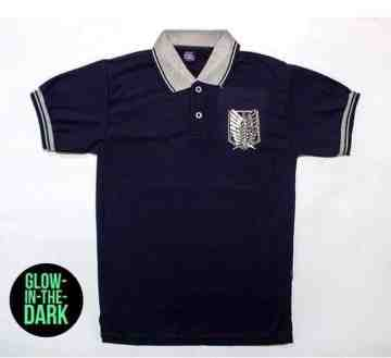 Polo SNK Glow in the Dark