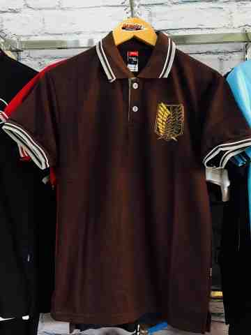 Polo SNK Gold Glow in the Dark