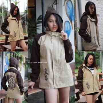JAKET PARKA SNK ULTIMATE