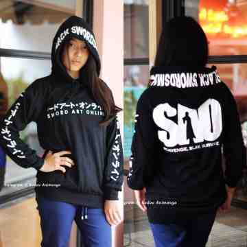 SWEATER SAO BLACK