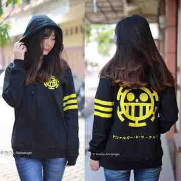 Jaket Law Stripe Japan
