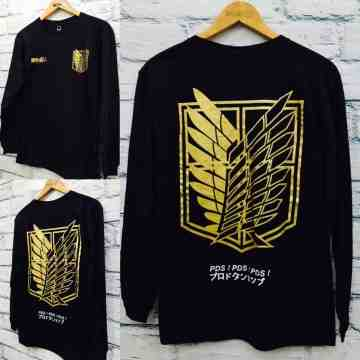 Longsleeve SNK Gold New