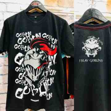 Kaos Goblin Slayer Black