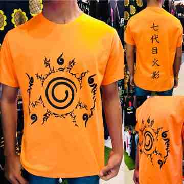 KAOS KYUBI SEAL ORANGE