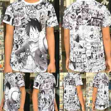 Jersey Luffy Fullprint