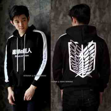 SWEATER SNK BLACK STRIPE