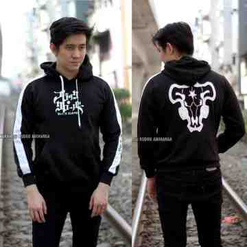 SWEATER BLACKBULL STRIPE