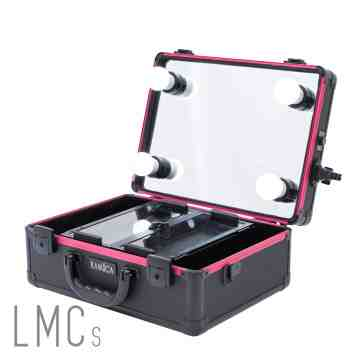 Professional Lighted Makeup Case - Small image