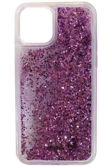 Case Glitter 6132 - Purple image