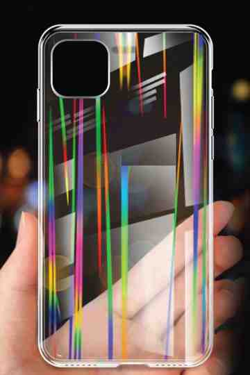 Case Clear Hologram 5180 image