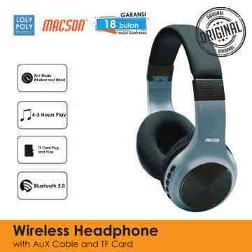 Wireless Headphone 165 - Blue image