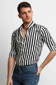 Rafe Stripe Shirt
