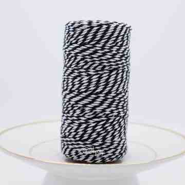 Bakers Twine-Black image