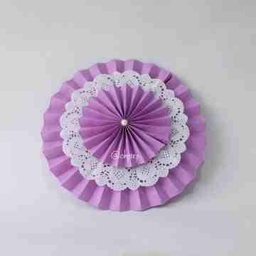 Paper Lotus Light Purple image