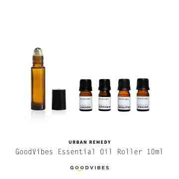 GOODVIBES ESSENTIAL OIL ROLLER 10ML image